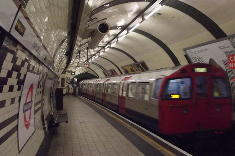 RMT announces Boxing Day strike on Bakerloo line