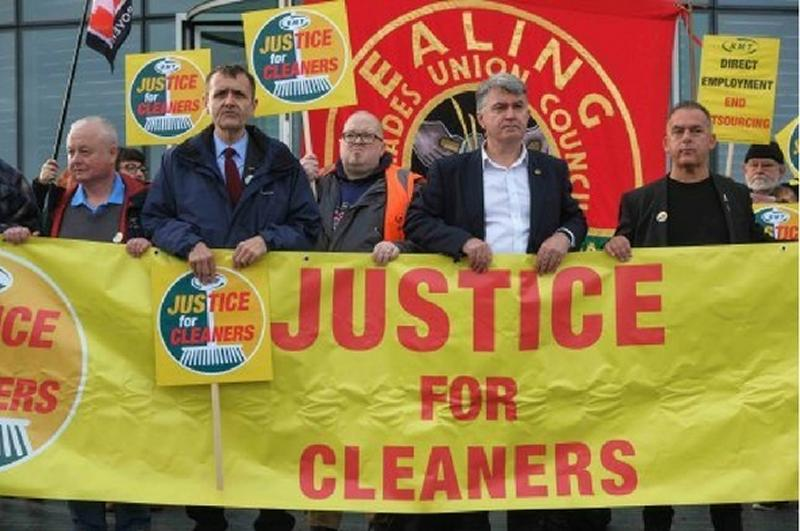 MPs call on Mayor to end exploitation of Tube cleaners