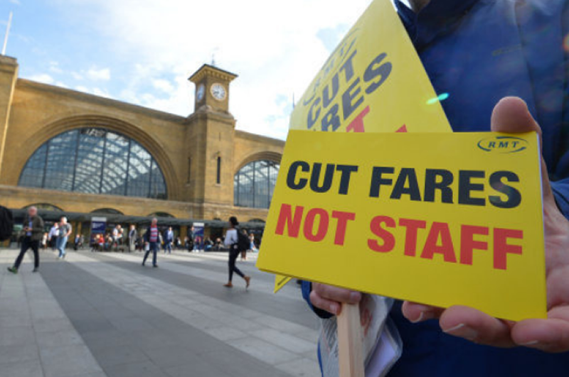 RMT calls for immediate halt to de-staffing plans
