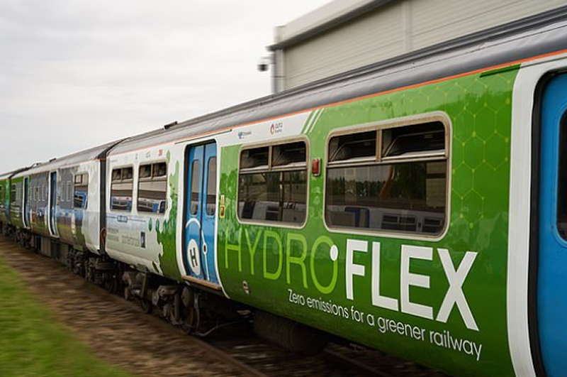 RMT reaction to first UK hydrogen powered train trials