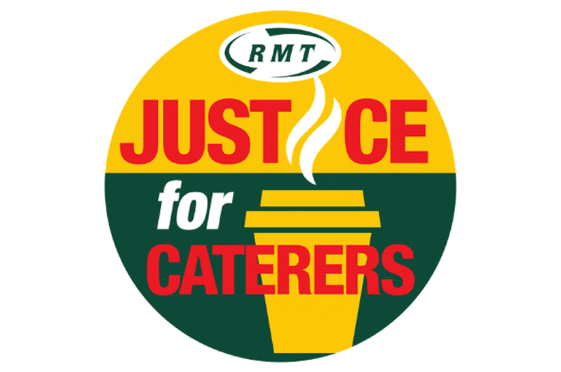 RMT demands that Rail Gourmet and its parent company call off redundancy threat