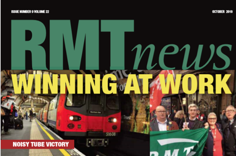 RMT News October 2019