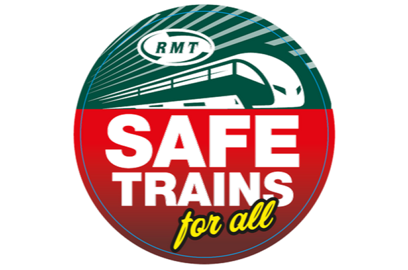 RMT calls for safe rail for all