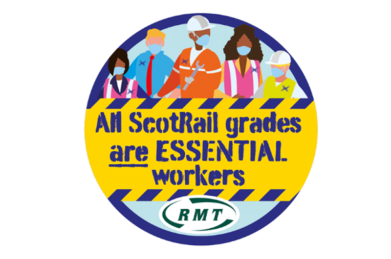 Fourth day of strike action by Scotrail conductors