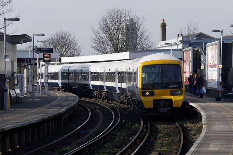 RMT on COVID-related assaults at Lewisham station