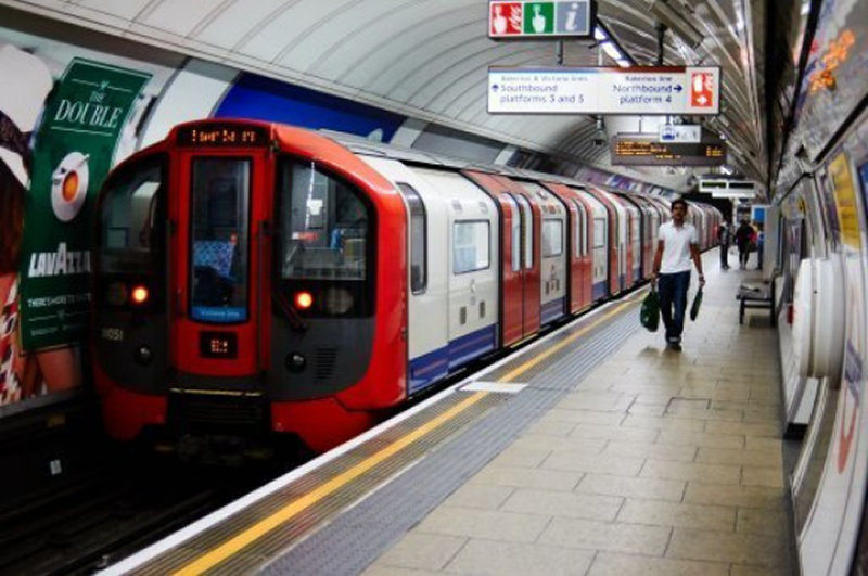 RMT shifts strike dates on Victoria and Central Lines