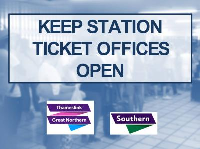 Keep Ticket Offices Open