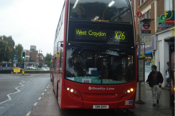 RMT members to strike at Surrey bus company