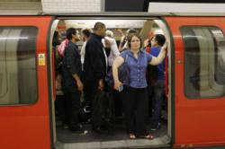 RMT on this morning's Tube chaos