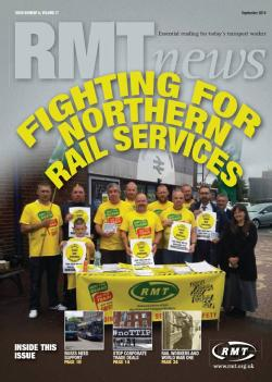 RMT News September 2014 edition now available
