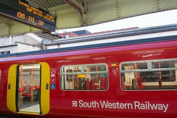 RMT in dispute with South Western Railway over Guards